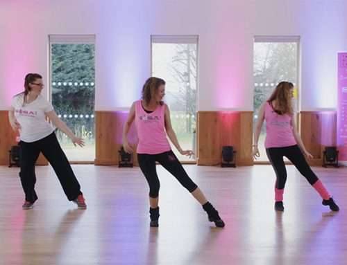 Product review: SOSA Dance Fitness DVD
