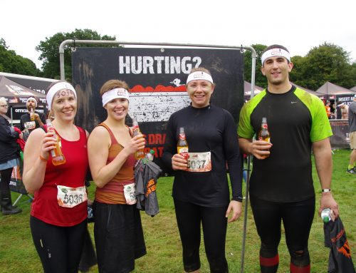 Event Review: Tough Mudder Half London South